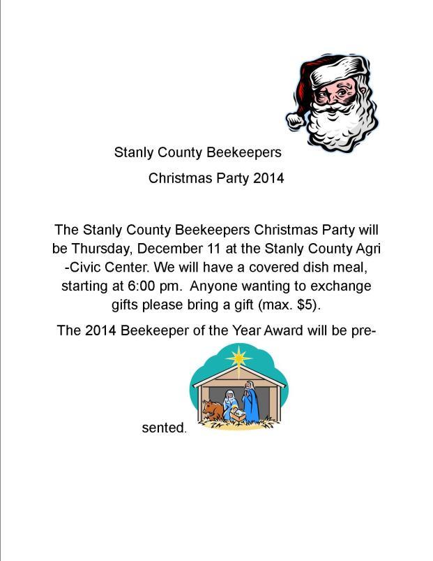 SCBA December Party2